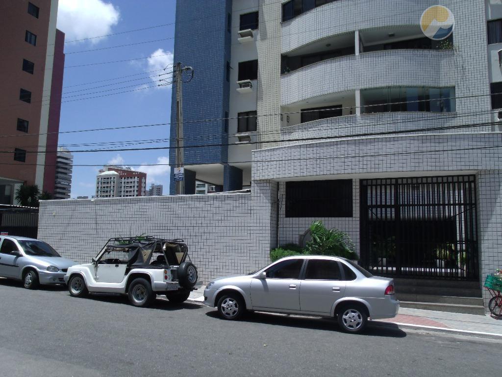 Apartamento residencial para locação, Edson Queiroz, Fortaleza - AP0327.