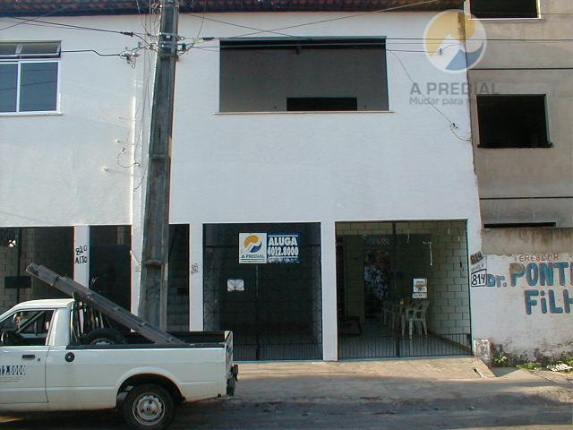 Casa residencial para locação, Fátima, Fortaleza - CA0286.