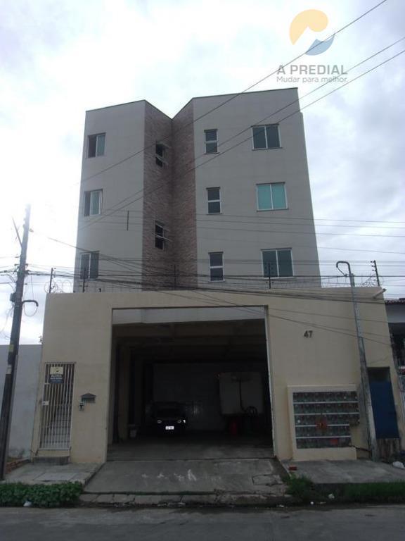 Apartamento residencial para locação, Castelão, Fortaleza - AP1481.