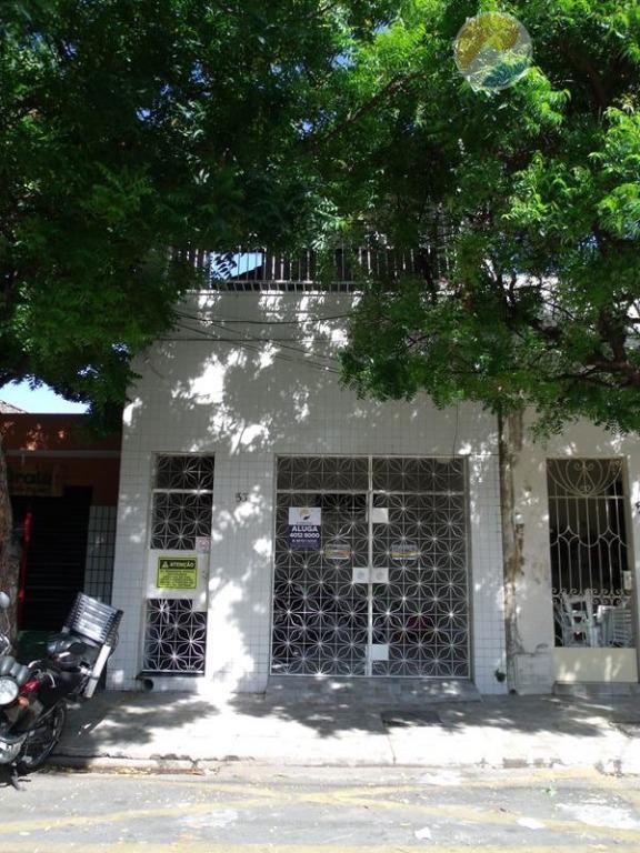 Apartamento residencial para locação, Centro, Fortaleza - AP0710.