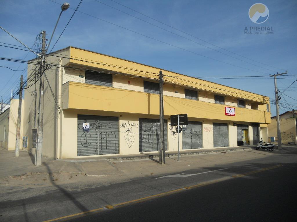 Loja comercial para locação, Cidade dos Funcionários, Fortaleza - LO0165.