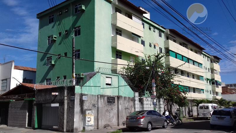 Apartamento residencial para locação, Centro, Fortaleza - AP1583.