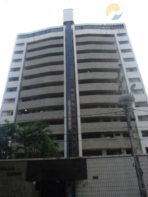 Apartamento residencial para locação, Meireles, Fortaleza - AP1878.
