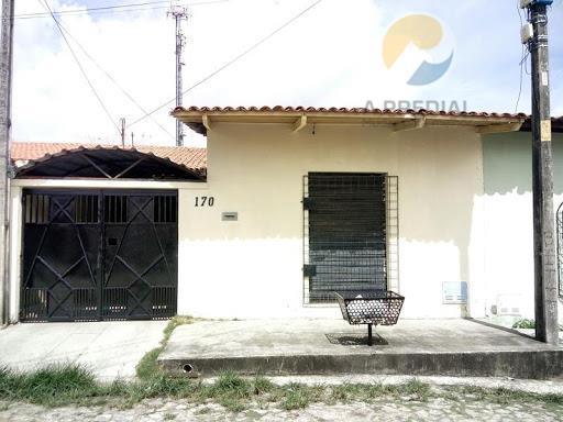Casa residencial para locação, Serrinha, Fortaleza.