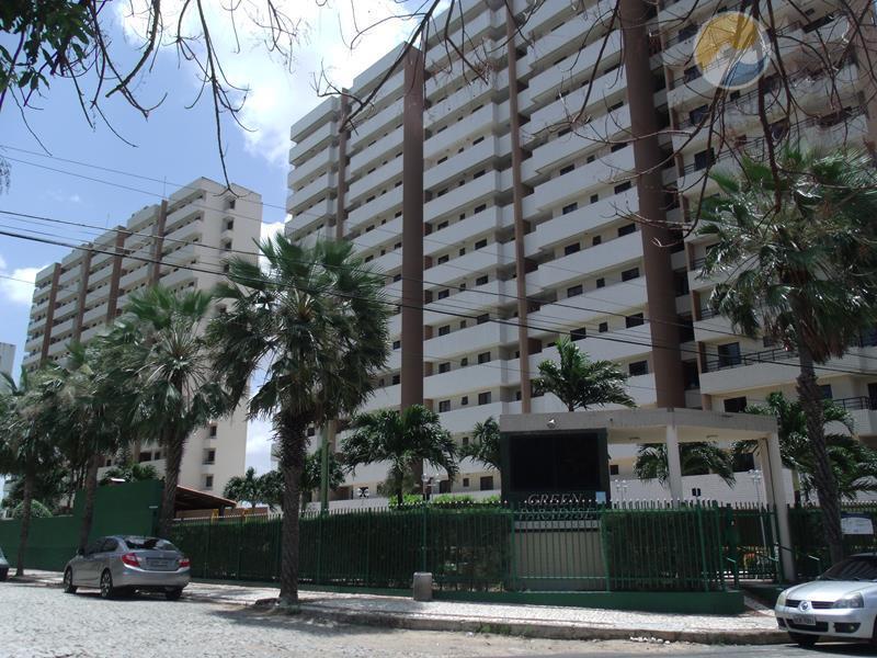 Apartamento residencial para locação, Parque Araxá, Fortaleza.