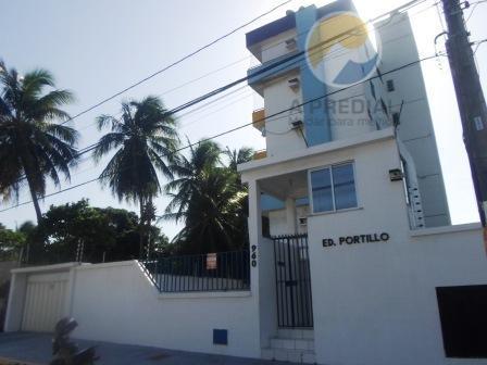Apartamento residencial para locação, Sapiranga, Fortaleza.