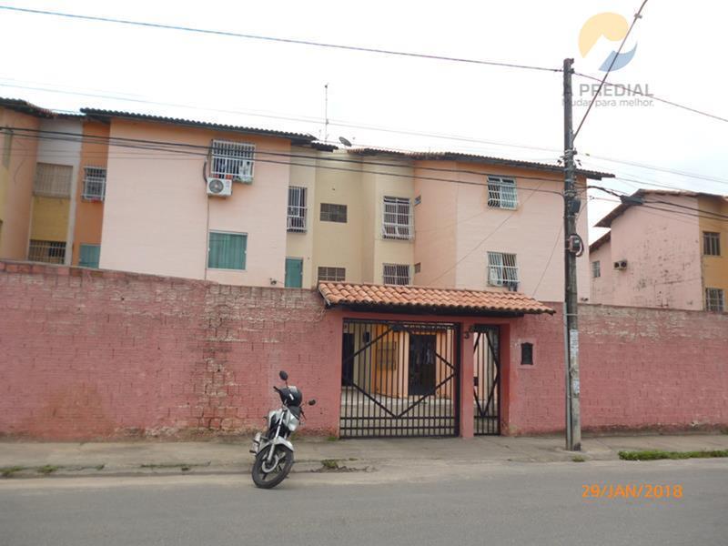 Apartamento residencial para locação, Itaperi, Fortaleza.