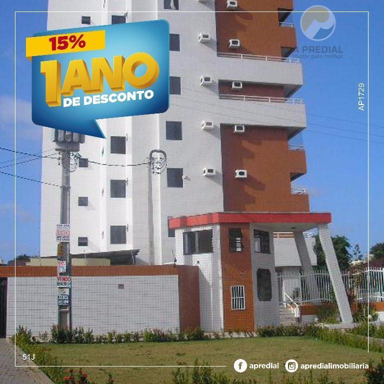 Apartamento  residencial para locação, Água Fria, Fortaleza.