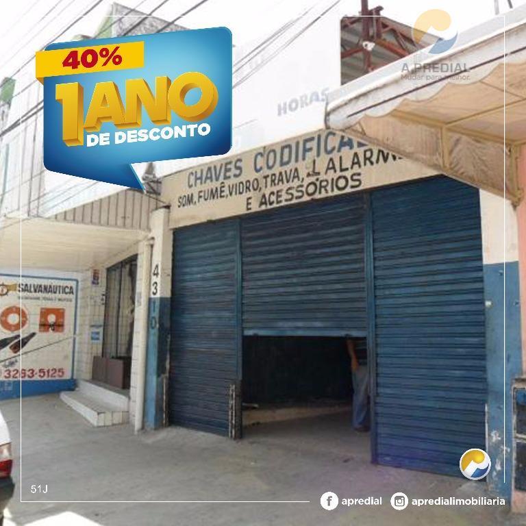 Ponto  comercial para locação, Mucuripe, Fortaleza.