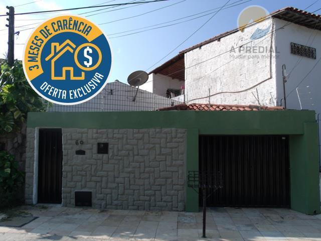Casa residencial para locação, Papicu, Fortaleza - CA1118.