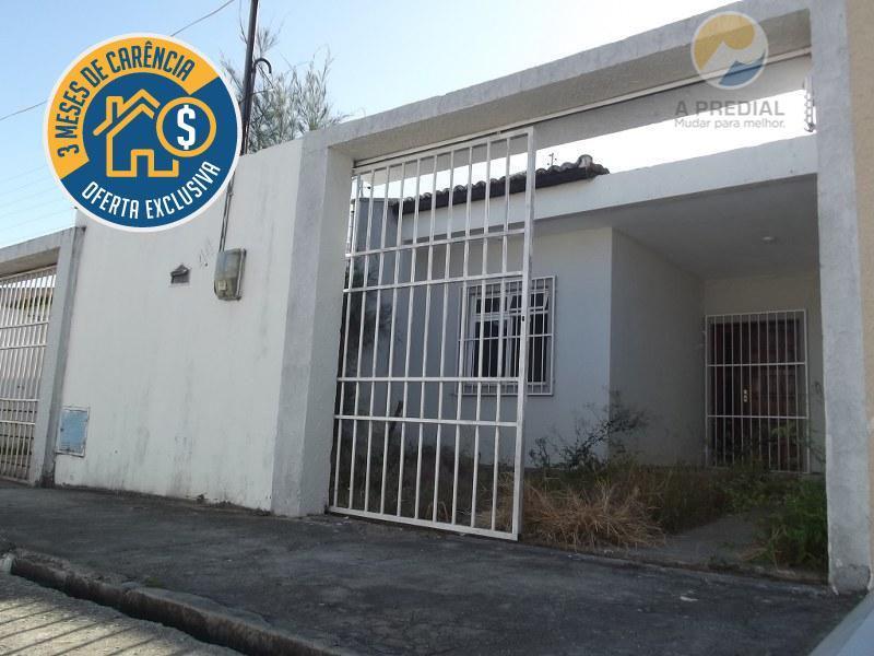 Casa residencial para locação, Mondubim, Fortaleza - CA0294.