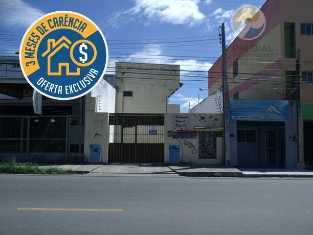 Apartamento residencial para locação, Parangaba, Fortaleza - AP0298.