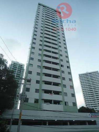 Apartamento residencial à venda, Madalena, Recife - AP0132.