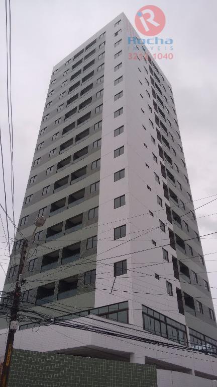 Edf. Puerto Montt Apartamento residencial à venda, Campo Grande, Recife.