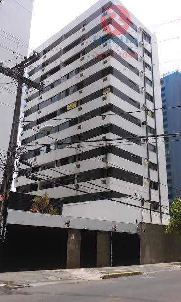 Apartamento residencial à venda, Boa Viagem, Recife - AP0413.