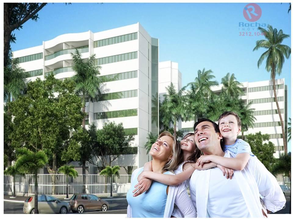 Apartamento residencial à venda, Apipucos, Recife.