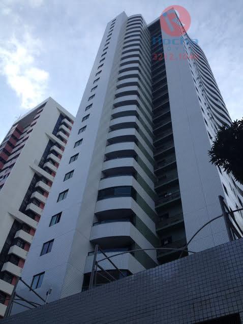 Apartamento residencial para locação, Madalena, Recife.