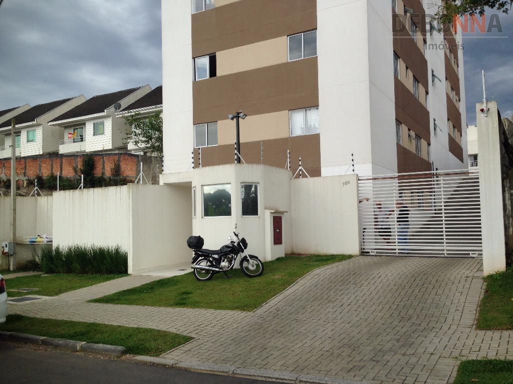 o apartamento de 57 metros quadrados está localizado no bairro tingui com 2 quartos e 1...