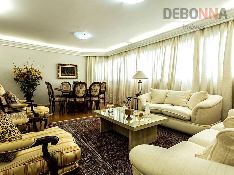 Apartamento residencial à venda, Alto da Glória, Curitiba