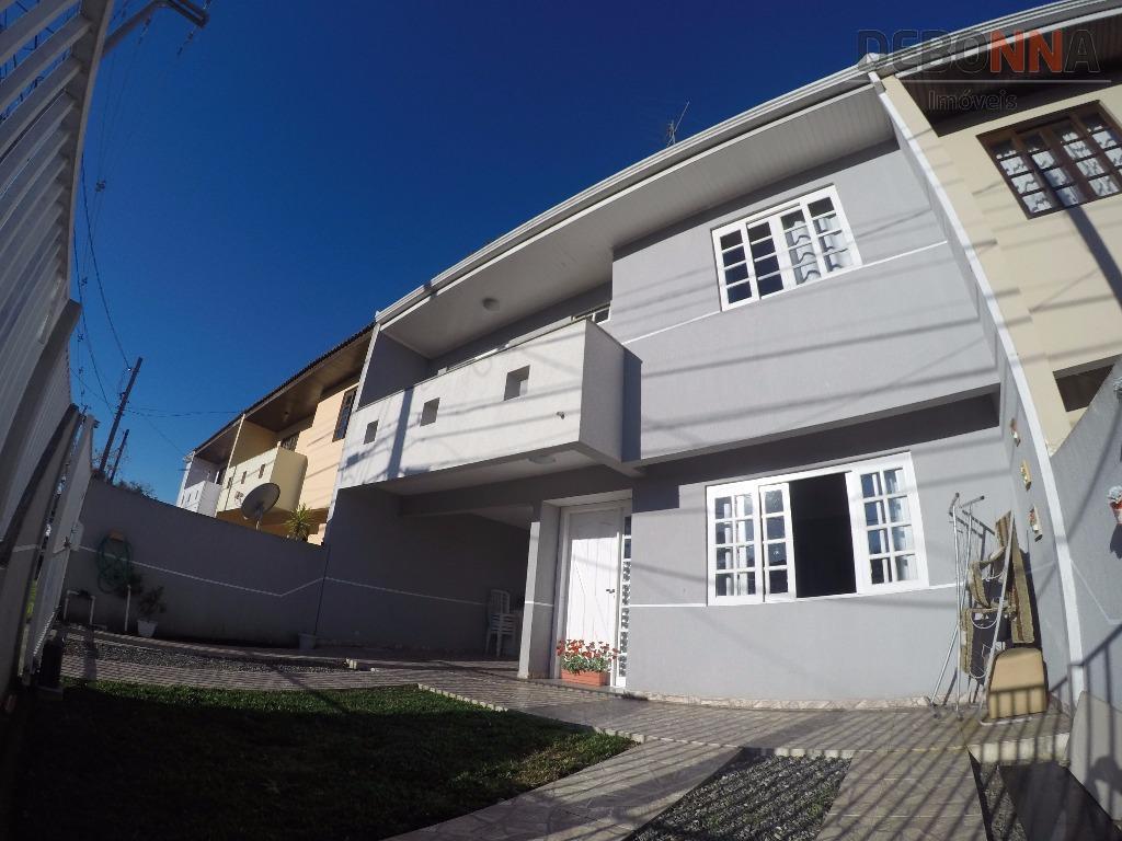 Sobrado residencial à venda, São Braz, Curitiba.