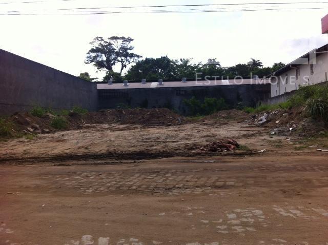 Terreno residencial à venda, Cobilândia, Vila Velha.