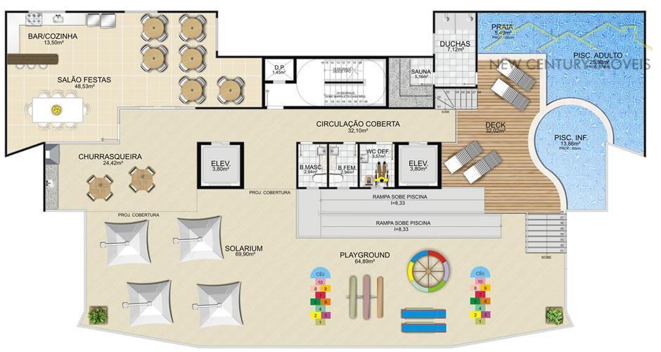 Century 21 Estilo Imóveis - Apto 2 Dorm (AP1004) - Foto 9