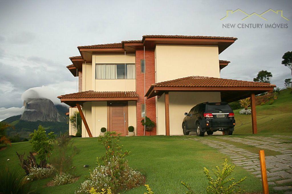 Casa 4 Dorm, Pedra Azul, Domingos Martins (CA0084) - Foto 2