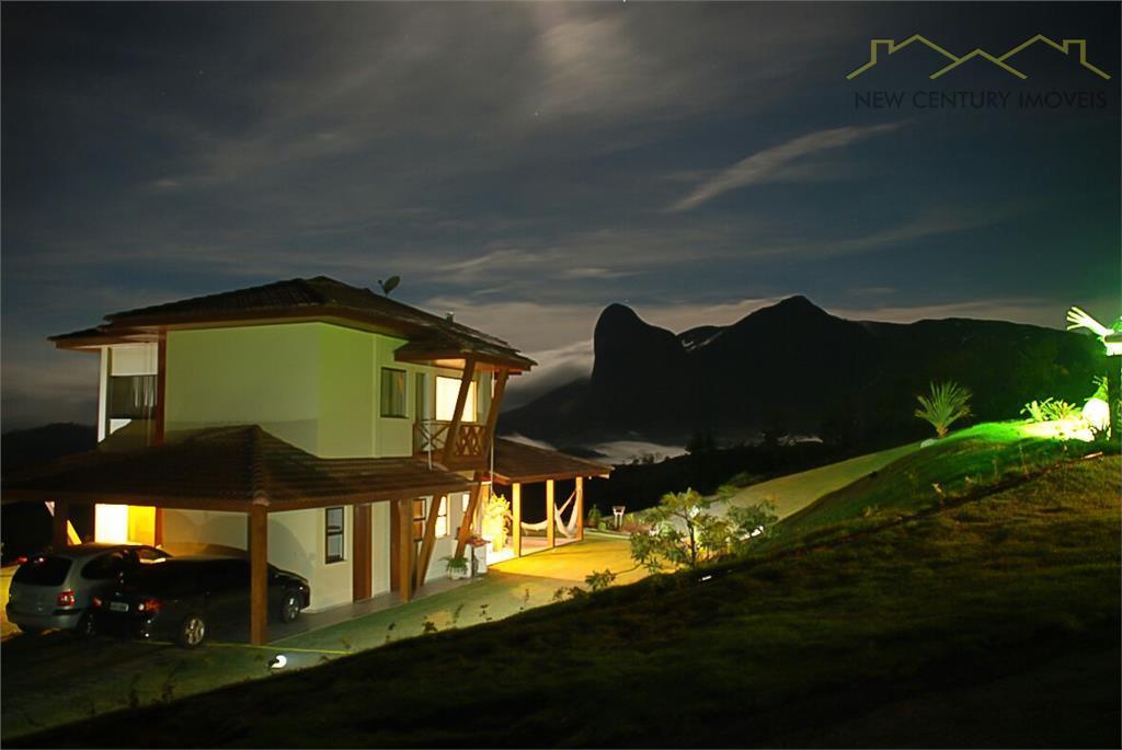 Casa 4 Dorm, Pedra Azul, Domingos Martins (CA0084)