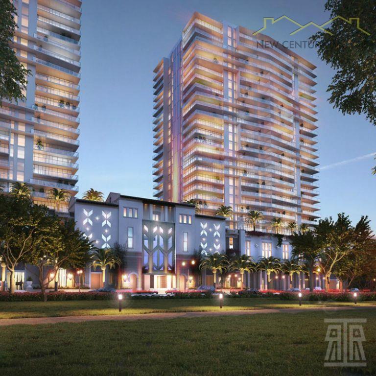 Apartamento  residencial à venda, Arts District, Florida.