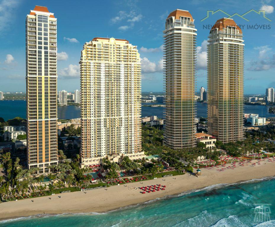 Apartamento Triplex  residencial à venda, Arts District, Florida.