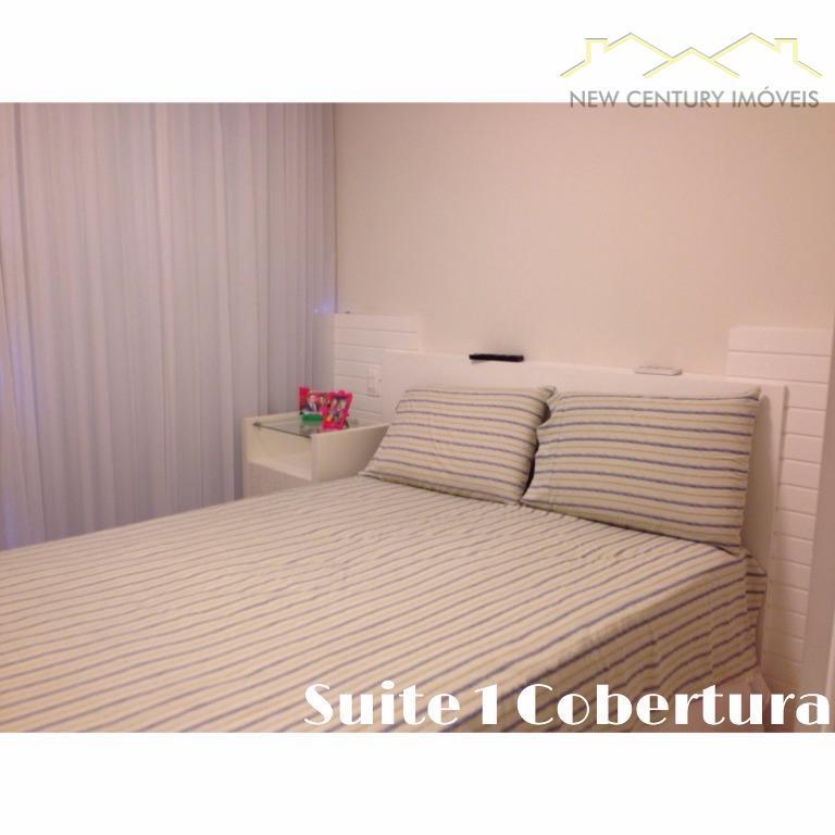 Cobertura 4 Dorm, Praia da Costa, Vila Velha (CO0136) - Foto 2
