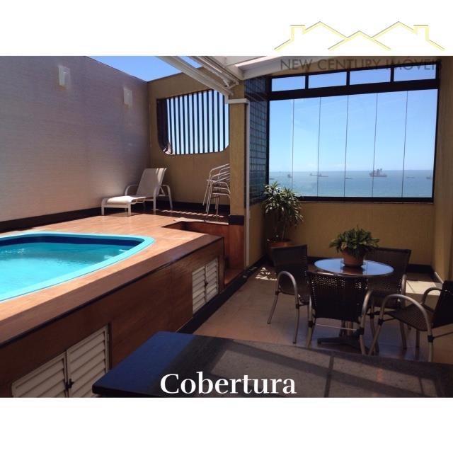 Cobertura 4 Dorm, Praia da Costa, Vila Velha (CO0136)