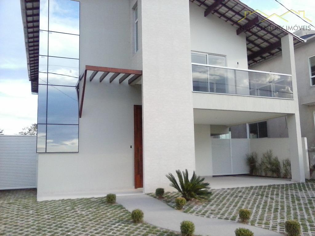 Casa 4 Dorm, Boulevard Lagoa, Serra (CA0124)