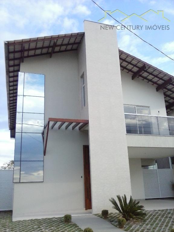 Casa 4 Dorm, Boulevard Lagoa, Serra (CA0124) - Foto 2