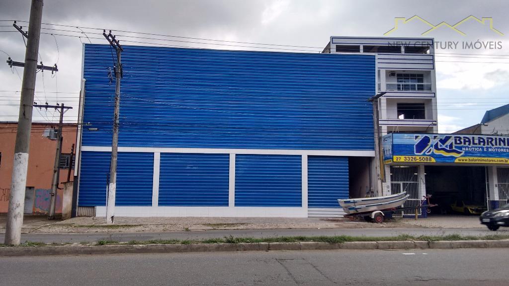Galpão, Cobilândia, Vila Velha (GA0037)