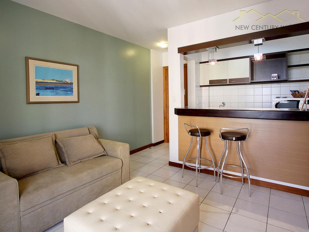 Flat 1 Dorm, Centro, Florianópolis (FL0010) - Foto 5