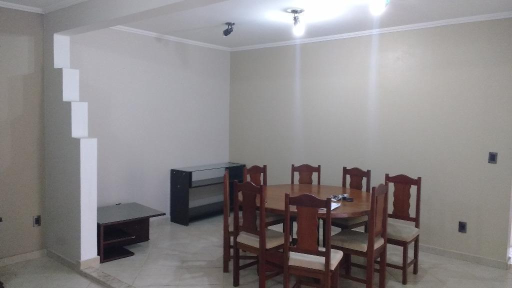 ca0054 venda casa, jardim satélite, com 3 dormitórios com armários, sendo 1 suíte, ampla sala com...