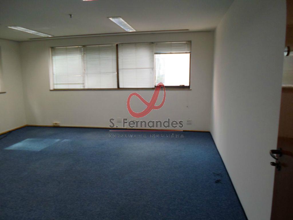 Conjunto comercial para locação, Vila Olímpia, São Paulo - CJ4509.