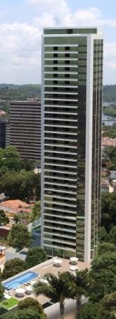 Apartamento residencial à venda, Apipucos, Recife - AP0043.