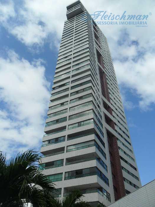 Apartamento residencial à venda, Madalena, Recife - AP0044.