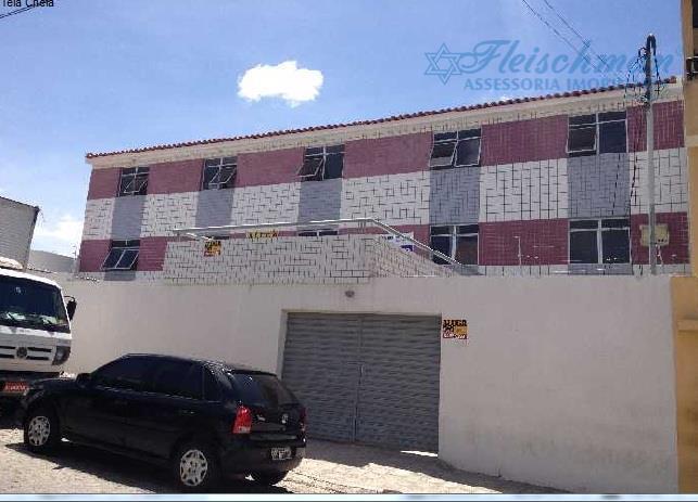 Prédio comercial para venda e locação, São Geraldo, São João Del Rei - PR0003.
