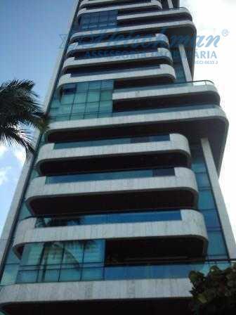 Apartamento residencial à venda, Piedade, Jaboatão dos Guararapes - AP0152.