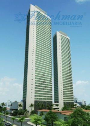 Apartamento residencial à venda, Boa Vista, Recife - AP0427.