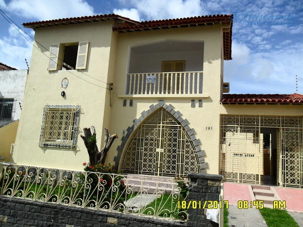 Casa residencial para locação, Carmo, Olinda.
