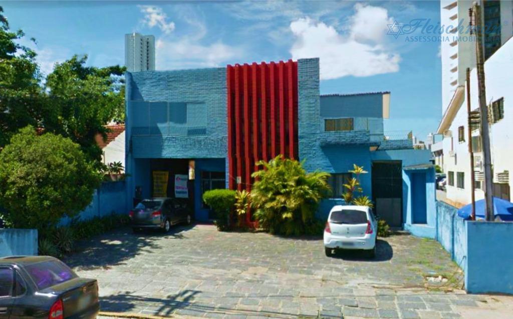 Prédio comercial para venda e locação, Casa Forte, Recife - PR0007.