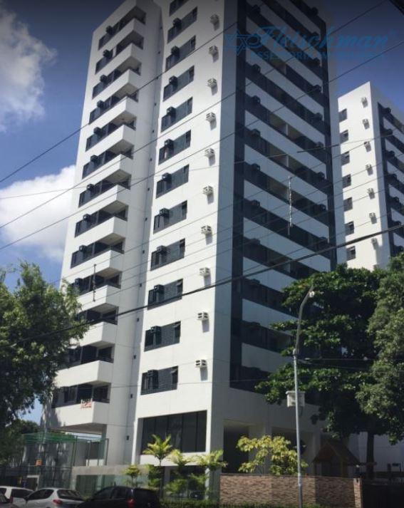 Apartamento com 3 dormitórios à venda, 60 m² por R$ 448.000 - Espinheiro - Recife/PE