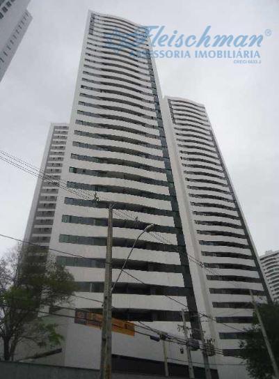 Apartamento residencial à venda, Rosarinho, Recife - AP0335.