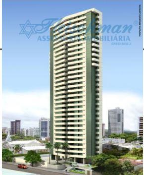 Apartamento residencial à venda, Boa Viagem, Recife - AP0158.