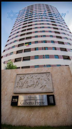 Apartamento residencial à venda, Casa Forte, Recife - AP0622.