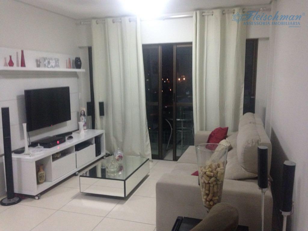 Apartamento residencial à venda, Rosarinho, Recife - AP1457.